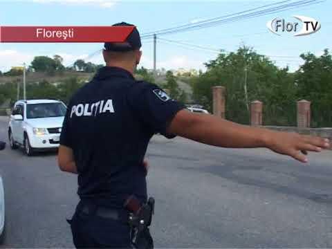 Poliția în stradă