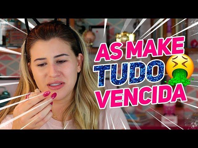 MAKE com produtos FAVORITOS ANTIGOS! - Niina Secrets