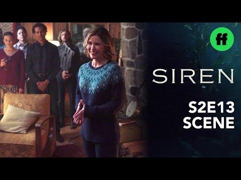 Siren Season 2, Episode 13 | Ryn & Levi Meet The Group | Freeform