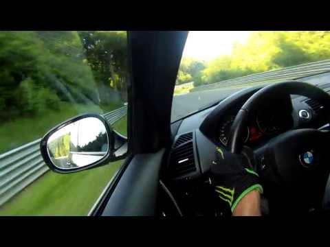 BMW 120d Hatch , Nürburgring Nordschleife 9:08 BTG (видео)