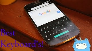 Snapchat: Snapchat The hunt for the best Android Keyboard has been a tough one, but I think I have found the best keyboard atleast for Android. I compiled a ...