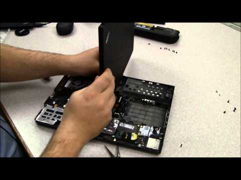 How To: Take apart and repair Lenovo x220t / x230t