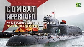 Video K-433 Svyatoy Georgiy Pobedonosets: Nuclear Triad Workhorse MP3, 3GP, MP4, WEBM, AVI, FLV November 2018