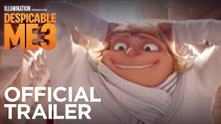 Despicable Me 3 - Official Trailer 2
