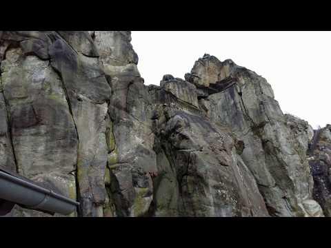 Externsteine bei Bad Meinberg (NRW) 2018 / Teil3