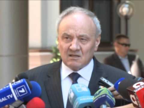Președintele Nicolae Timofti a prezidat Consiliul Suprem de Securitate