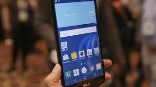 Glossy K10 injects new life to LG smartphone design