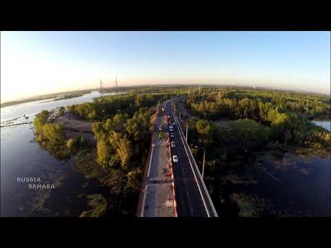 Ремонт Южного моста вСамаре