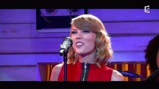 """Taylor swift """"Shake it Off"""" - C à vous - 07/10/2014"""