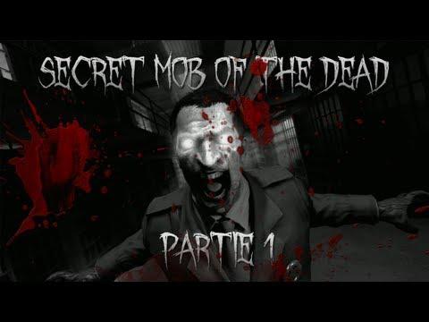 Black Ops 2 Zombie | Mob of the Dead Secret (partie 1)