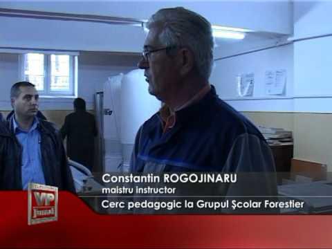 Cerc pedagogic la Grupul Şcolar Forestier