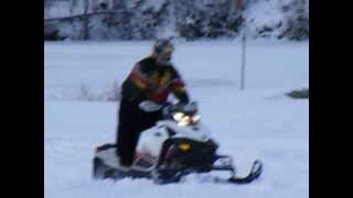 4. First ride with my 2010 skidoo tnt 600