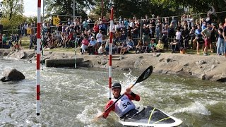 Cesson-Sevigne France  City new picture : Kayak Slalom - Championnats de France des clubs 2015