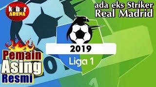 Video Pemain Asing yang Resmi Bermain di Liga 1 Indonesia | Transfer MP3, 3GP, MP4, WEBM, AVI, FLV Mei 2019