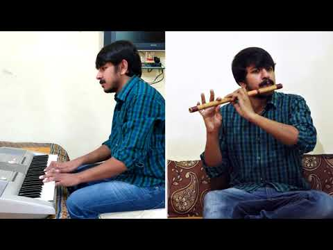 Nazm Nazm | Arko | Bansuri & Piano Cover By Nitish Mishra