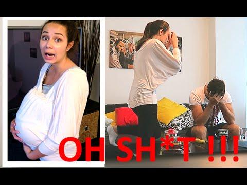 這個女友拿著驗孕棒來騙男友自己懷孕了,卻想不到男友說出令她超後悔的真相!