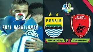 Video PERSIB BANDUNG (3) vs (0) PSM MAKASSAR - Full Highlights | Go-Jek Liga 1 Bersama BukaLapak MP3, 3GP, MP4, WEBM, AVI, FLV September 2018