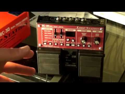 rc30 - How easy is the BOSS RC-30 to use? Hopefully this video gives you some insight into my opinions and experience using the RC-30 Loop Station.