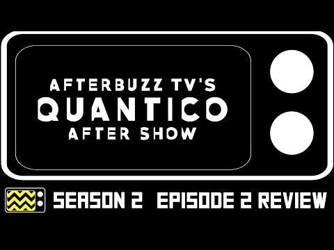 Quantico Season 2 Episode 2 Review & After Show   AfterBuzz TV