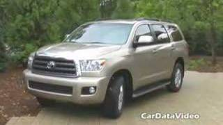 Totally New 2008 Toyota Sequoia SUV Video