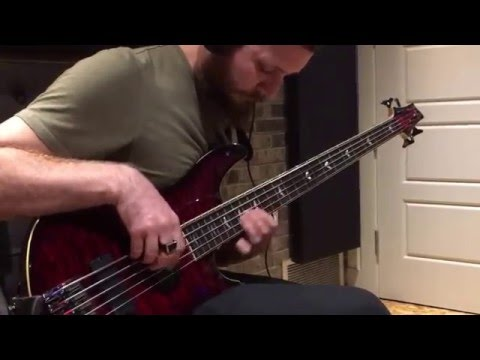 Bombargo Bass Solo Live in Studio