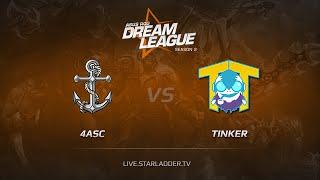 TTinker vs 4Anchors, game 2