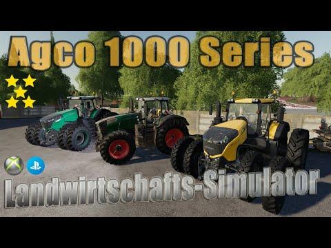Fendt Agco 1000 Series v2.0.0.0