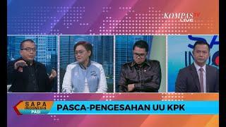 Video DIALOG - Revisi UU KPK Disahkan, Denny Indrayana: Kalau Menguatkan Itu Menambah, Bukan Membatasi MP3, 3GP, MP4, WEBM, AVI, FLV September 2019