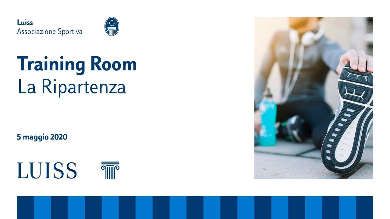 Quarto appuntamento con Training Room - La Ripartenza - YouTube