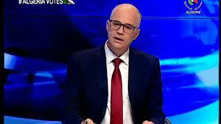 L' intervention du ministre du Travail, de l'Emploi et de la Sécurité sociale  au 19h canal algérie