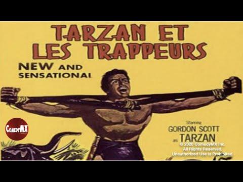 Tarzan and the Trappers (1960) | Full Movie | Gordon Scott, Eve Brent, Rickie Sorensen