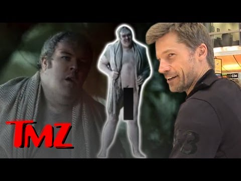 """popular - We talk to Nikolaj Coster-Waldau, Jaime Lannister from """"Game Of Thrones"""", about the surprising trend of people naming their kids after characters from the show!"""