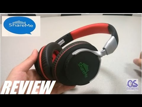 REVIEW: Mixcder ShareMe 7 Wireless Bluetooth Headphones