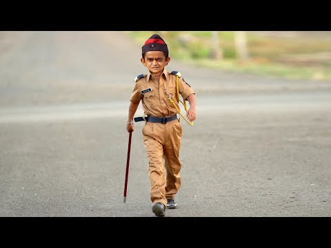 छोटू दादा पुलिस वाला | CHOTU DADA POLICE WALA | Khandesh Hindi Comedy | Chotu Comedy Video