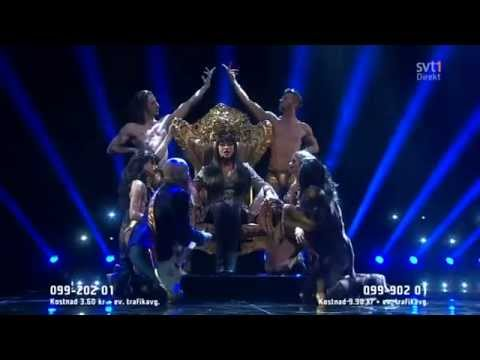 Lover's - Army Of Lovers - Rockin The Ride - Melodifestivalen 2013 - HD (c) SVT.
