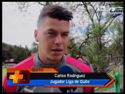 Liga intensifica preparación física en Pomasqui