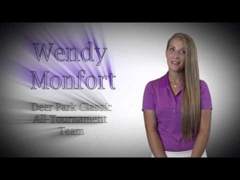 2015-16 Bellevue University Women's Golf Roster Introductions