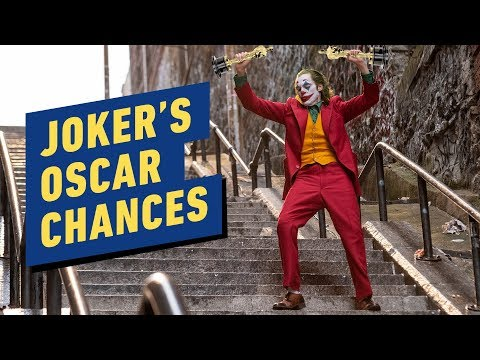 Joker's Oscar Chances: Will It Be the First Comic Book Movie to Win Best Picture?
