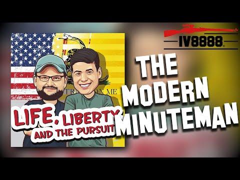 """LLP #29: """"The Modern Minuteman"""""""