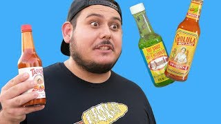 HOT SAUCE | Mexican Survival Guide