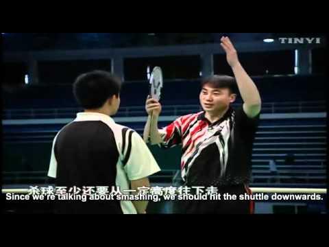 [Clip 23]Tấn công trái tay, nhảy đập cầu