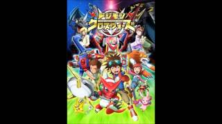 Digimon Xros Wars Never Give Up TV Instrumental