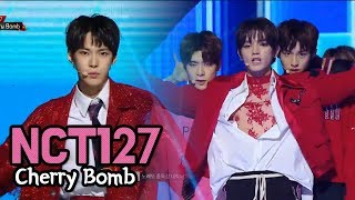 Video NCT 127 - Cherry Bomb, 엔시티 127 - 체리밤 @2017 MBC Music Festival MP3, 3GP, MP4, WEBM, AVI, FLV Januari 2018