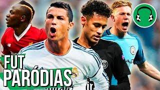 Video ♫ REAL MADRID 3x1 PSG: CHAMPIONS É TOP | Paródia The Weeknd - Starboy ft. Daft Punk MP3, 3GP, MP4, WEBM, AVI, FLV Mei 2018