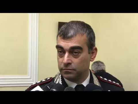 Blitz Kallipolis, Gargaro svela i dettagli dell'indagine