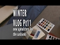 CHOOSING YACHT UPHOLSTERY. Winter refit Vlog part 11