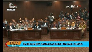 Video [DIALOG] Pengamat Nilai Gugatan Prabowo-Sandi Sulit Dibuktikan (Bag 1) MP3, 3GP, MP4, WEBM, AVI, FLV Juni 2019