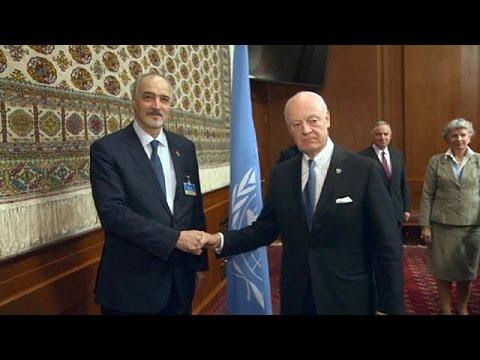 Στη Γενεύη η συριακή αντιπολίτευση – Αμφίβολο αν θα συμμετάσχει στις διαπραγματεύσεις