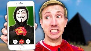 Video I TRICK HACKER LEADER in Real Life Experiment Challenge with Funny Prank Like a Spy Ninja Superhero MP3, 3GP, MP4, WEBM, AVI, FLV Agustus 2019