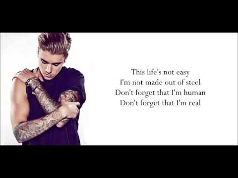 Video Justin Bieber - I'll Show You (Lyrics) download in MP3, 3GP, MP4, WEBM, AVI, FLV February 2017